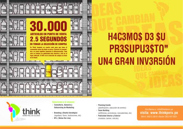 Think Peru | Marketing a mi alcance